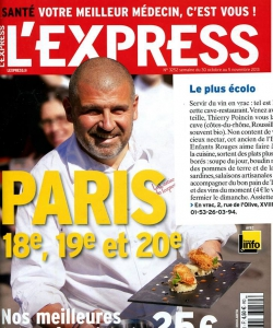 L'Express, 30 octobre 2013